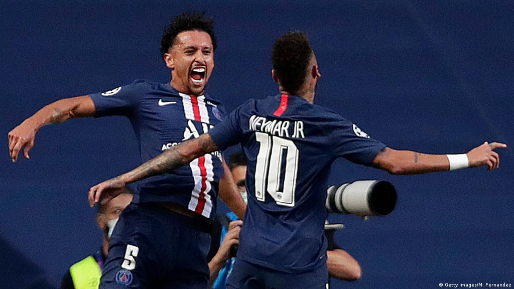 Champions League Flawless Psg Outclass Rb Leipzig To Reach First Final Sports German Football And Major International Sports News Dw 18 08 2020