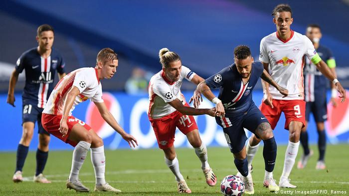 Champions League I Halbfinale I RB Leipzig v Paris Saint-Germain