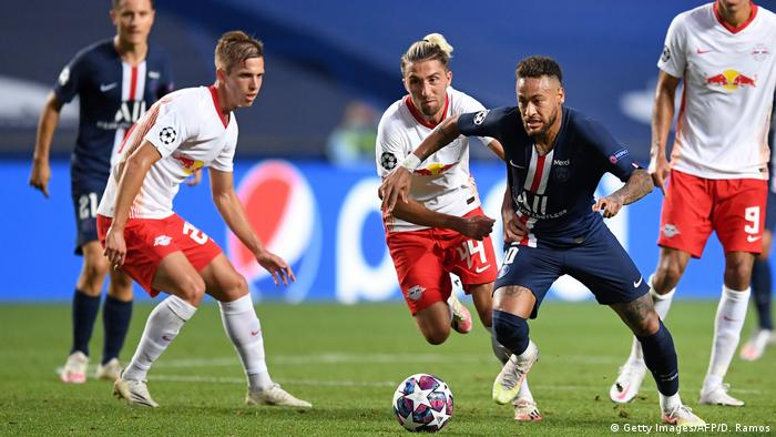 Champions League I Halbfinale I RB Leipzig v Paris Saint-Germain