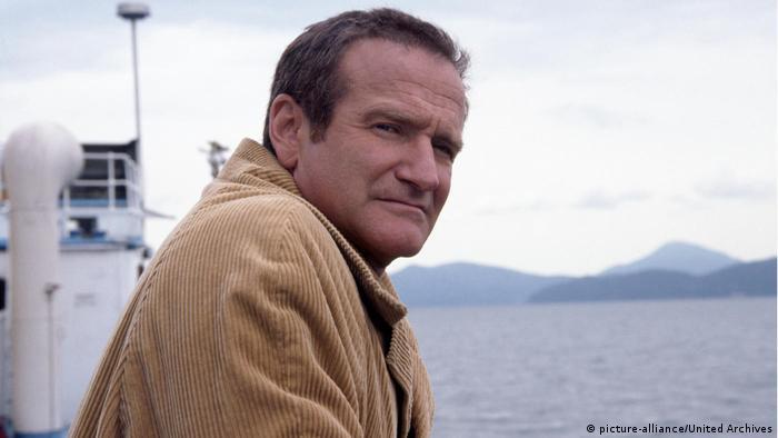 Robin Williams en uno de sus filmes
