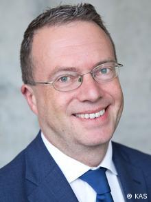 Thomas Schiller, Leiter des Regionalprogramms Sahel der KAS