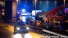 Berlin Unfälle auf A100