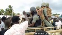 Mali Rücktritt Präsident Boubacar Keita