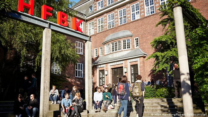 The University of fine Arts Hamburg