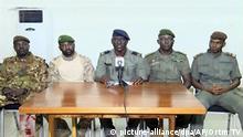 Unruhen in Mali | Putschistenführer Ismael Wague