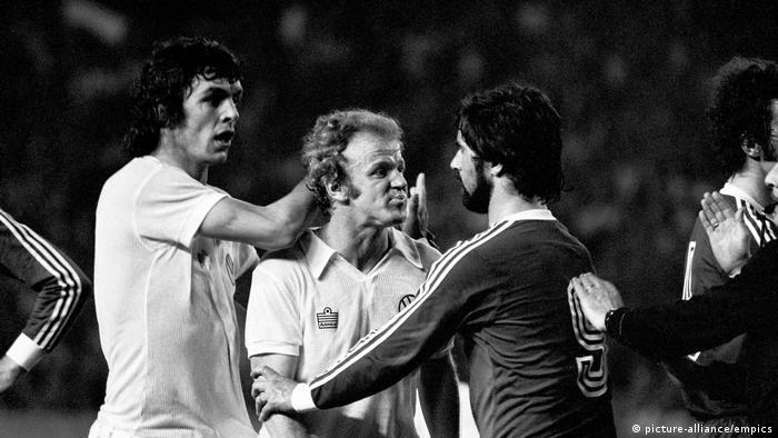 Final de la Copa de Europa FC Bayern Múnich contra el Leeds United.