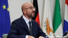 EU Virtueller Gipfel Belarus Belgien Charles Michel