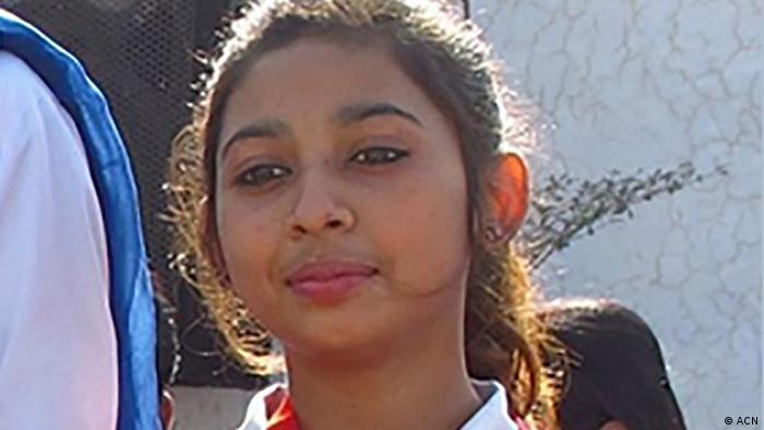 Pakistan Maira Shahbaz Entführung
