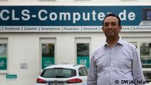 Der Deutsch-Bengalische Geschäftsmann Dewan Shafiqul Islam