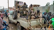 Mali Soldaten