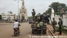 Mali Militär