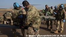 Mali Bundeswehr-Soldaten