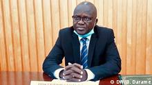 19.8.2020, Bissau, The Attorney General of the Republic of Guinea-Bissau, Fernando Gomes and the Commission for the recovery of property of the Guinean State. //