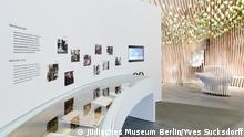Jüdisches Museum Berlin I Raumansichten I Themenraum Tora