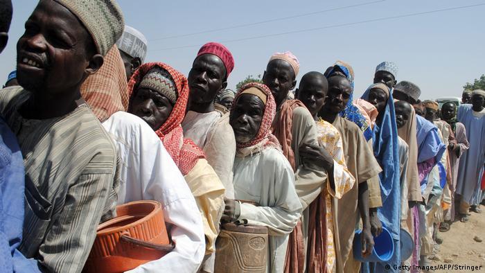 Symbolbild I Nigeria I Islamisten nehmen Geiseln