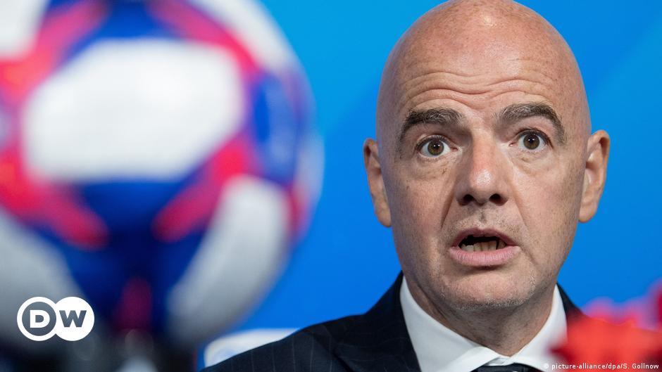 """سوبر ليغا"".. انفانتينو يهدد بعواقب وبيريز يتحدى - Deutsche Welle"