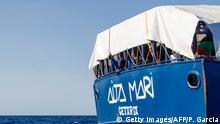 Symbolbild I Schiffsunglück vor Libyen