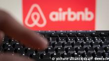 Airbnb reicht Antrag für Börsengang ein