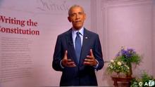 USA Wahlen | Obama Parteitagsrede