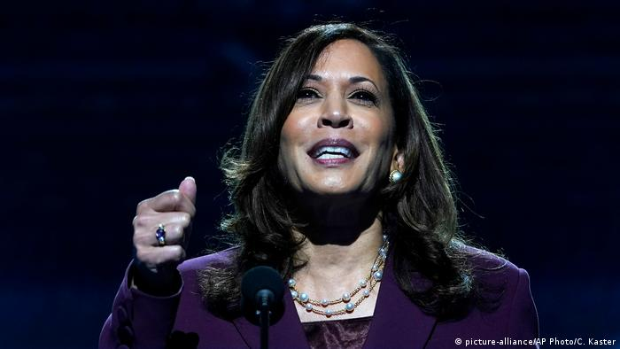 Kamala Harris (picture-alliance/AP Photo/C. Kaster)