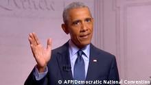 USA Nominierungsparteitag der Demokraten Barack Obama