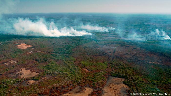 Desde 1998, quando o monitoramento das queimadas no Pantanal foi iniciado pelo Inpe, nunca houve tantos focos de calor