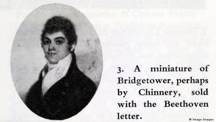 Illustration George Bridgetower | Englischer Komponist