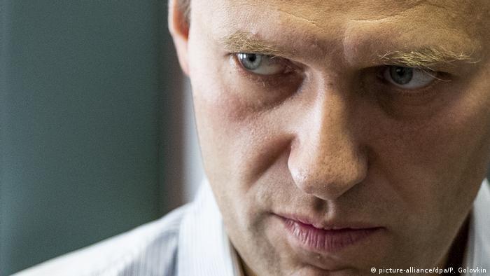 Алексей Навальный, фото из архива