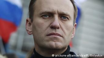 Alexej Nawalny Russland Opposition