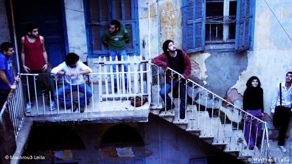 Mashrou3 Leila (Foto: Mashrou3 Leila )