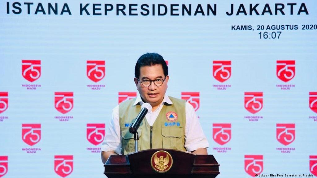 Indonesia Berpotensi Keluar Dari Masalah Covid 19 Jika Ikuti Cara Bali Tangani Corona Indonesia Laporan Topik Topik Yang Menjadi Berita Utama Dw 20 08 2020