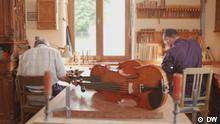 DW Sendung Euromaxx Instrumente aus Sachsen