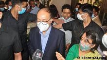 Harsh Vardhan Shringla Indischer Aussenminister