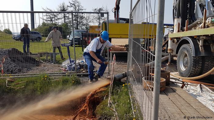 Ulrichstein Wassermangel