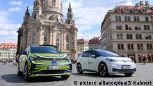 Deutschland Dresden | Fahrzeugpräsentation | Volkswagen Dresden