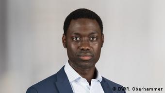 DW Kommentatorenbild Chiponda Chimbelu