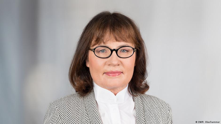 DW Kommentatorenbild Manuela Kasper-Claridge