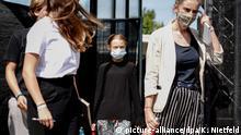 Deutschland Berlin | Klimaaktivistin | Greta Thunberg