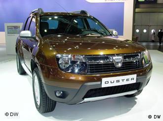 Кроссовер по бросовой цене - Dacia Duster