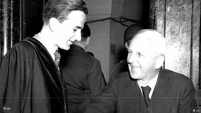 Flash-Galerie Richard von Weizsäcker wird 90 mit Ernst von Weizsäcker