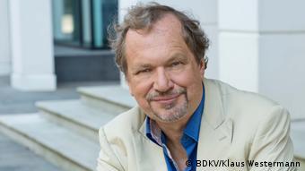 Jens Michow - Präsident des BDKV