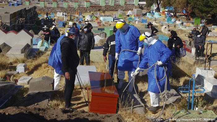 Durante buena parte de 2020 Perú ostentó la tasa de mortalidad por COVID-19 más alta del mundo