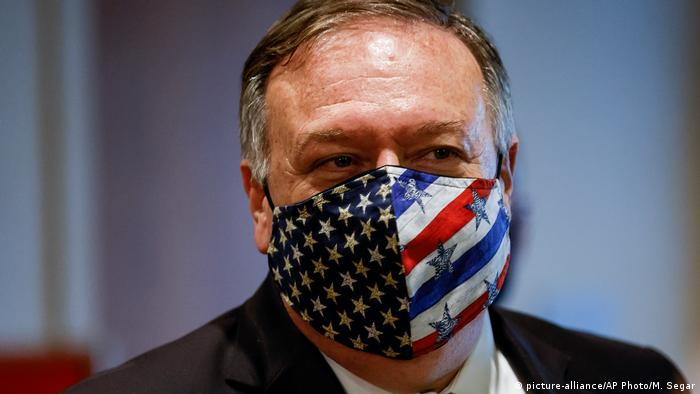 USA | Außenminister Mike Pompeo
