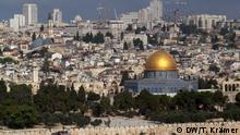 Israel Jerusalem Altstadt