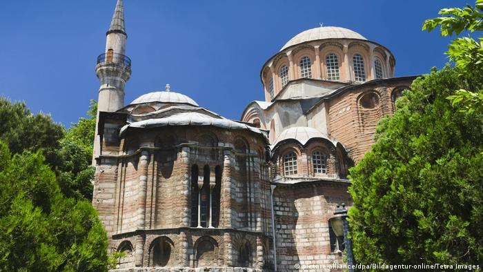 Türkei Istanbul | Kirche des St. Saviours | Chora