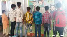 Indien Coronavirus Kinderhandel Kinder