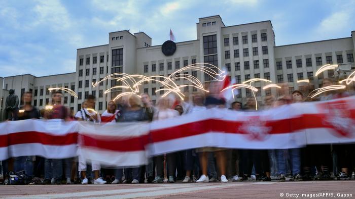 У Білорусі не вщухають акції протесту