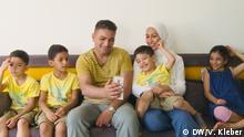 Deutschland Syrien geflüchtete Familie Suleiman