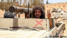Libyen Kämpfer der von UN anerkannten Regierung