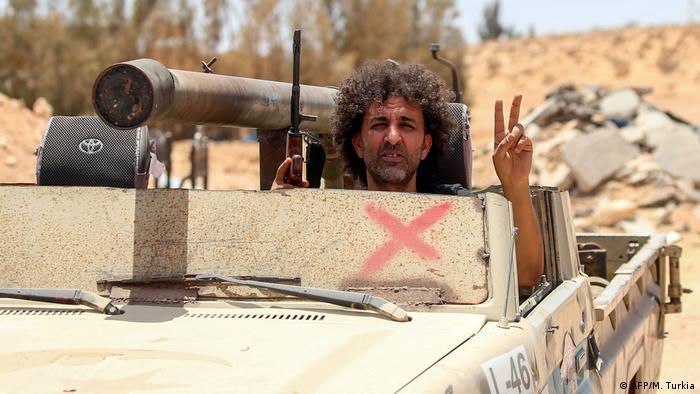 Збройний конфлікт у Лівії